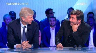 Téléfoot, l'After - La minute belge : la stratégie des jeunes pour Arsenal