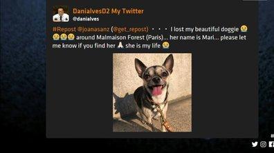 Téléfoot, l'After - Les tweets de la semaine : le chien de Dani Alvès
