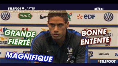 Téléfoot, l'After - Dans la tête de : Les joueurs de l'équipe de France