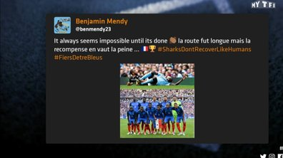 Téléfoot, l'After - Les tweets de la semaine : les Bleus réagissent à la liste des 23