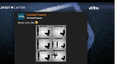 Téléfoot, l'After - Les tweets de la semaine : le but de CR7