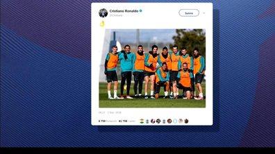 Téléfoot, l'After - Les tweets de la semaine : Cristiano Ronaldo