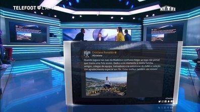 Téléfoot, l'After - Les tweets de la semaine : Kane, Cristiano Ronaldo et Mbappé