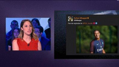 Téléfoot, l'After - Les tweets de la semaine : Mbappé à l'honneur