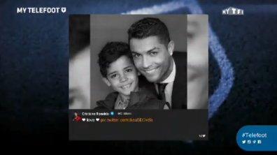 MyTELEFOOT - Les tweets de la semaine avec la nouvelle copine de Neymar !