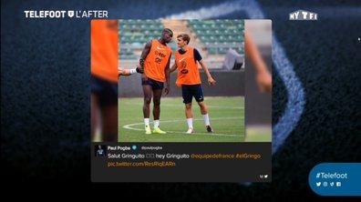 Téléfoot, l'After - Les tweets de la semaine avec Pogba et Griezmann