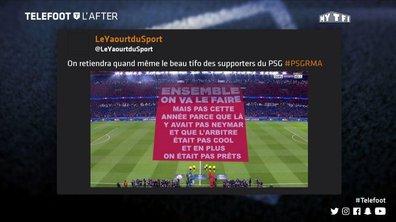 Téléfoot, l'After - Les tweets de la semaine : Spécial PSG  - Real Madrid