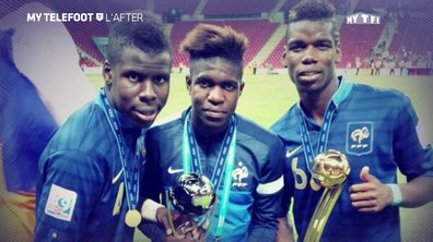 MyTELEFOOT L'After - Les archives : Umtiti champion du monde U20 en 2013