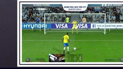 MyTELEFOOT - Un Français en phase finale de Coupe du monde