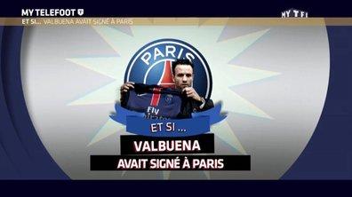 MyTELEFOOT - Et si... Valbuena avait signé à Paris
