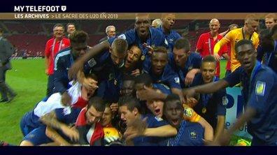 MyTELEFOOT – Zouma et le souvenir de la Coupe du Monde des U20 en 2013