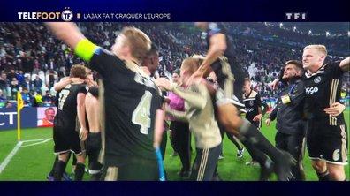 L'Ajax Amsterdam fait craquer l'Europe !