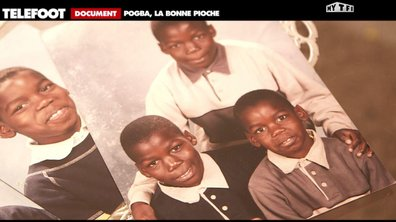 L'Archive du jour : Paul Pogba, aux origines
