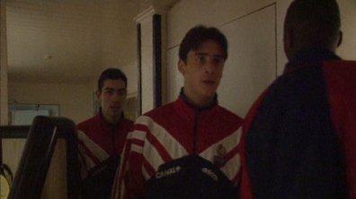 L'Archive du jour : Pirès avec les Espoirs et le FC Metz