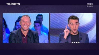 L'instant T de Thomas Mekhiche avec Jean-Pierre Papin