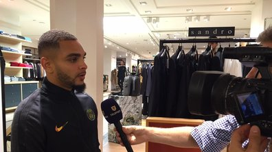 "L'interview ""Qui est le plus"" de Layvin Kurzawa"