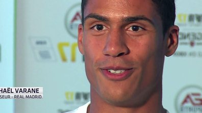 "L'interview ""Qui est le plus"" de Raphaël Varane"