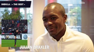 "L'interview ""The Best"" de Giannelli Imbula"