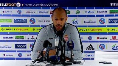 L1 - AS Monaco : Thierry Henry, la soirée cauchemar