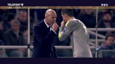 [Téléfoot 27/11] LaLiga : Zidane, dans la cour des grands