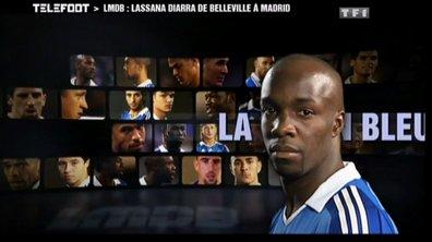 L'Archive du jour : Lassana Diarra - De Belleville au Real Madrid