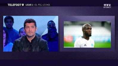 Lassana Diarra au PSG, une bonne idée ? L'avis de Bixente Lizarazu