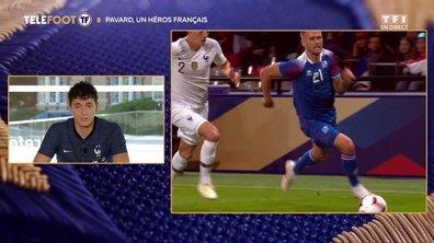 Latéral avec les Bleus, défenseur central en club : le défi de Benjamin Pavard