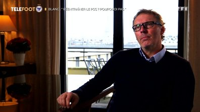 """Laurent Blanc : """"Il n'y a aucun contact avec l'OM"""""""