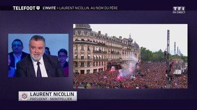Laurent Nicolin : au nom du père