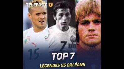 Les légendes de l'US Orléans