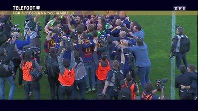 Liga : Et le vainqueur est…