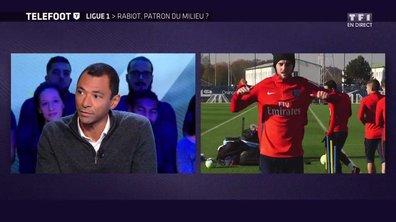 Ligue 1 : Adrien Rabiot, le patron du milieu ?