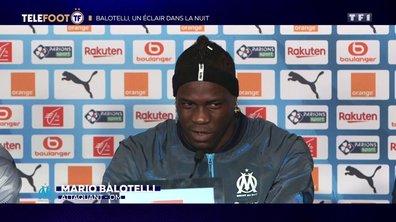OM : Balotelli, un éclair dans la nuit