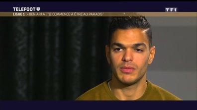 """Ligue 1 : Ben Arfa : """"Je commence à être au paradis"""""""