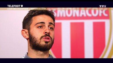 [Téléfoot 19/02] Ligue 1 : Bernardo Silva, l'origine d'un phénomène