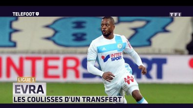[Téléfoot 29/01] Ligue 1 : Evra, les coulisses d'un incroyable transfert