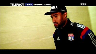Ligue 1 : L'OL rend les armes