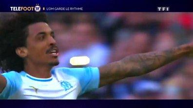 Ligue 1 : L'OM garde le rythme