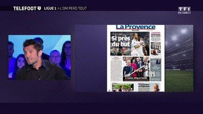 Ligue 1 : L'OM perd tout
