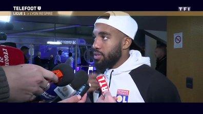 Ligue 1 : Lyon respire