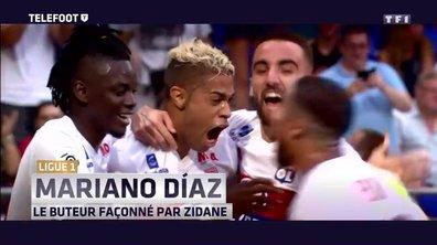 Ligue 1 : Mariano Diaz, le buteur façonné par Zidane