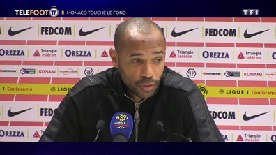 Ligue 1 : Monaco touche le fond