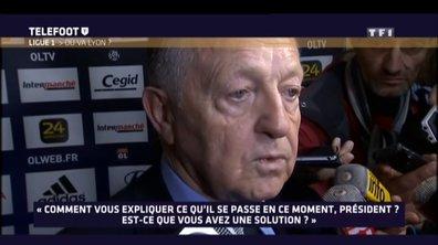 Ligue 1 : Où va Lyon ?
