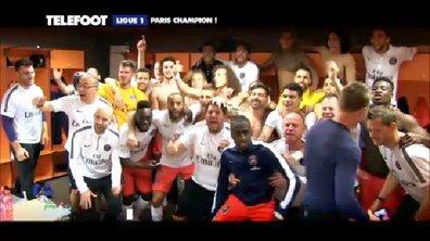 Ligue 1 : Paris champion !