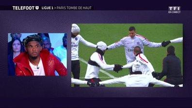 Ligue 1 : le PSG tombe de haut