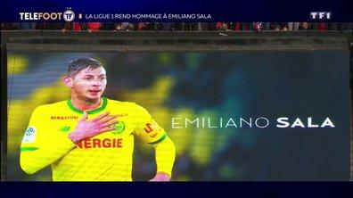 La Ligue 1 rend hommage à Emiliano Sala