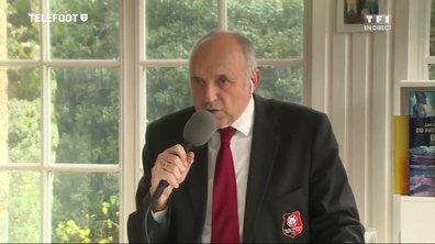 Ligue 1 : René Ruello s'exprime sur l'affaire Montanier-Courbis