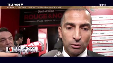 """Ligue 1 - Sabri Lamouchi : """"Une victoire plus qu'importante"""""""