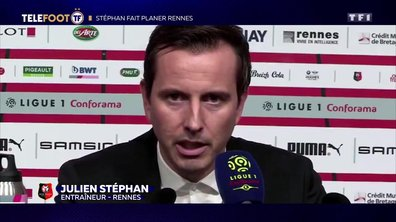 Ligue 1 : Stéphan fait planer Rennes