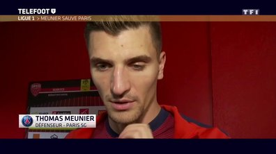 Ligue 1 : Thomas Meunier sauve Paris